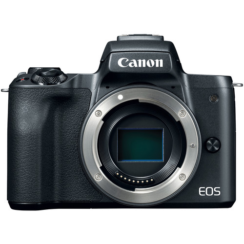 Canon Eos M50 Mirrorless Camera And Eos Rebel T7 Dslr Camera