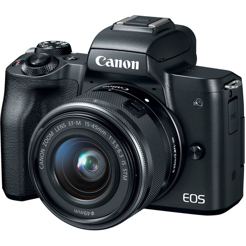 DPReview Published the Canon EOS M50 Review (79% Overall Score