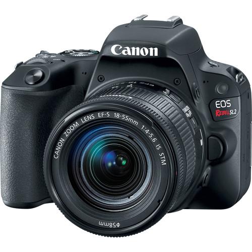 Canon EOS Rebel SL2 Video Tutorials (by CanonUSA) | Canon