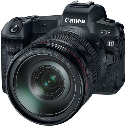 Refurbished Canon Deals: EOS R for $1,799, EOS R w/ RF 24