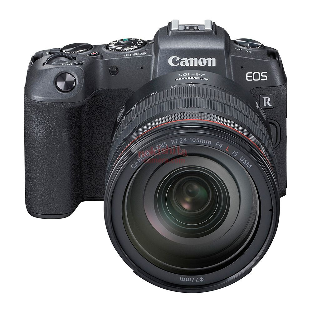 More Leaked Images Of Canon Eos Rp With Eg E1 Battery Grip