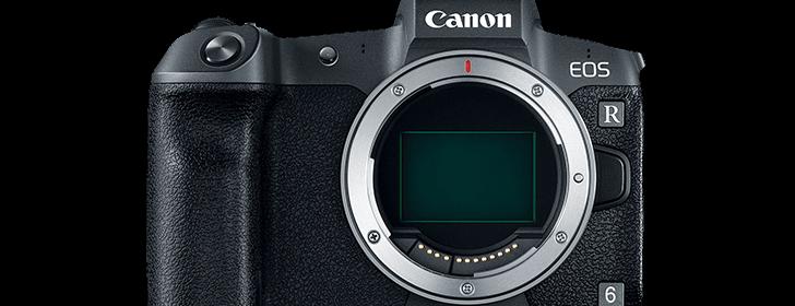 Kết quả hình ảnh cho canon EOS R6