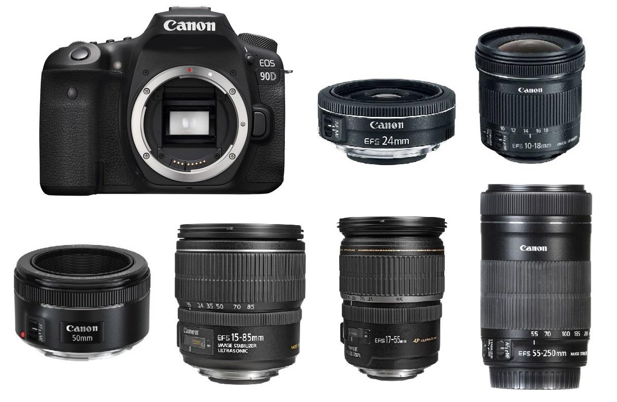 Best Lenses For Canon Eos 90d Canon Camera Rumors